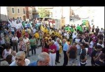 Inicio Fiestas Sto Domingo en Caleruega 2010