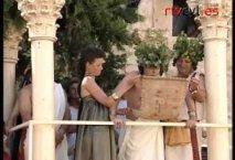 Fiesta en Honor al Dios Baco en Baños de Valdearados