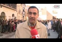 'La bajada del ángel' de Peñafiel y Aranda de Duero